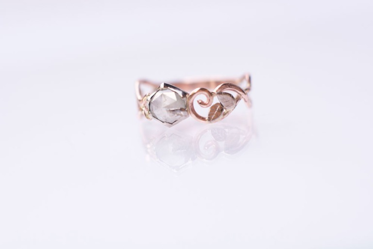 rose cut diamond_2