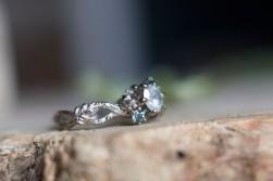 white diamond and small montanas
